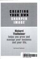 Creating Your Own Sharper Image