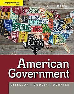 Cengage Advantage Books: American Government