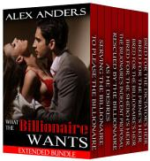 What the Billionaire Wants: Extended Bundle (BDSM Erotic Romance)