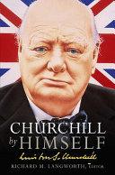 Churchill by Himself PDF
