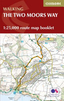 Two Moors Way Map Booklet PDF