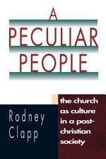 A Peculiar People
