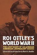 Roi Ottley s World War II PDF