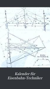 Kalender für Eisenbahn-Techniker