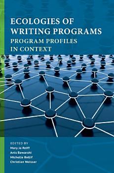 Ecologies of Writing Programs PDF