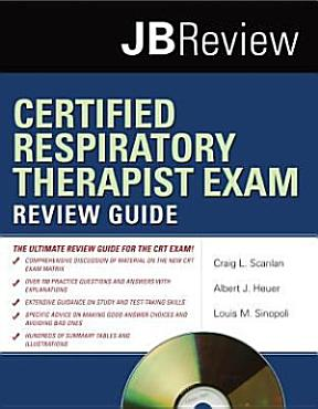 Certified Respiratory Therapist Exam Review Guide PDF