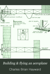 Building and Flying an Aeroplane: A Practical Handbook Covering the Design, Construction, and Operation of Aeroplanes and Gliders