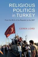 Religious Politics in Turkey PDF