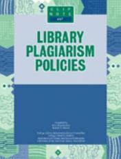 Library Plagiarism Policies PDF