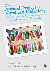 Doing a Research Project in Nursing and Midwifery Book