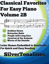 Classical Favorites for Easy Piano Volume 2 P