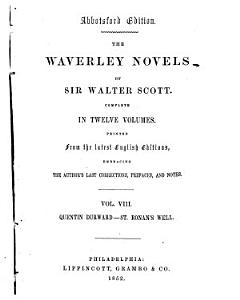 The Waverley Novels Book