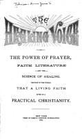 The Healing Voice PDF