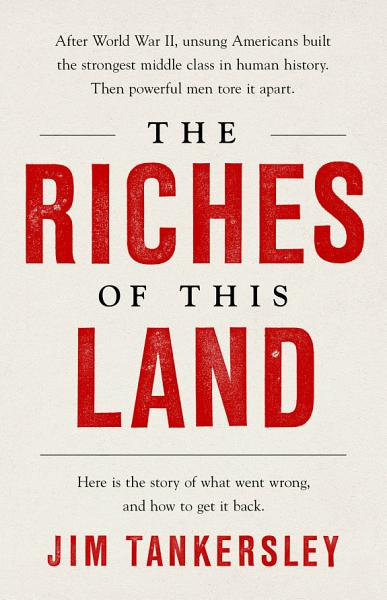 Download The Riches of This Land Book