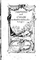Daphnis und Chloe PDF