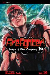 Firefighter!: Daigo of Fire Company M