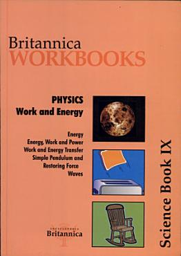 Work and Energy Science PDF