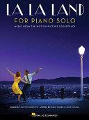 La La Land for Piano Solo