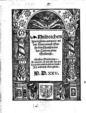 Huldrichen Zwinglens antwort wider Hieronimu[m] Emser den schutzherren des Canons oder Stillmess ...