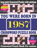 You Were Born in 1987