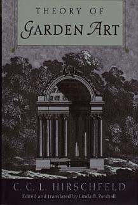 Theory of Garden Art Book