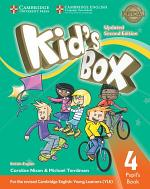Kid's Box Level 4 Pupil's Book British English