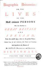 Biographia Britannica Book PDF