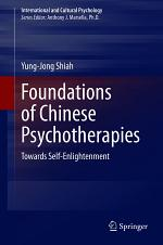Foundations of Chinese Psychotherapies