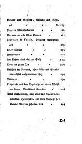Kleine Romane, Erzählungen, Anecdoten und Miscellen: Band 2