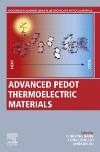 Advanced PEDOT Thermoelectric Materials