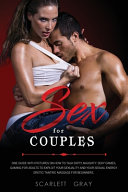 Sex For Couples Book PDF