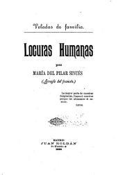 Locuras humanas: (Arreglo del francés) ...