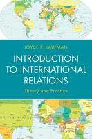 Introduction to International Relations PDF