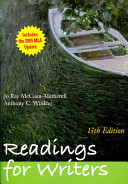 Readings for Writers  with 2009 MLA Update Card  Book