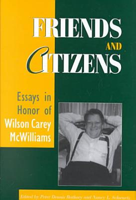 Friends And Citizens