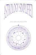Astrology Simplified & Life Delineator