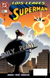 Superman (1986-) #115
