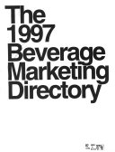The ... Beverage Marketing Directory
