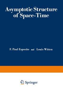 Asymptotic Structure of Space Time
