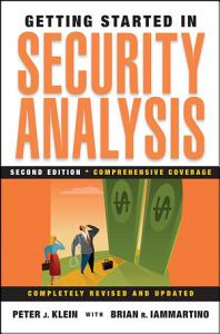 Getting Started in Security Analysis PDF
