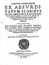 Sertum Hunnianum, ex absurditatum floribus ... contextum