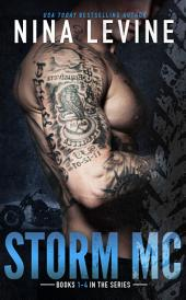 Storm MC Collection (Motorcycle Club Romance)