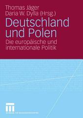 Deutschland und Polen: Die europäische und internationale Politik
