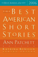 Download The Best American Short Stories 2006 Book