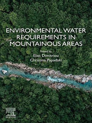 Environmental Water Requirements in Mountainous Areas PDF