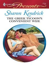 The Greek Tycoon's Convenient Wife