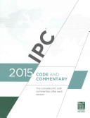 2015 International Plumbing Code Commentary (Includes Ipsdc)