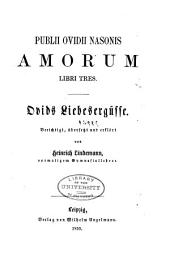 Werke. Berichtigt, ubersetzt und erkl. von Heinrich Lindermann: Volume 4