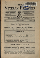 Veteran Preacher: Issue 9