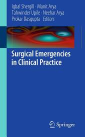Surgical Emergencies in Clinical Practice